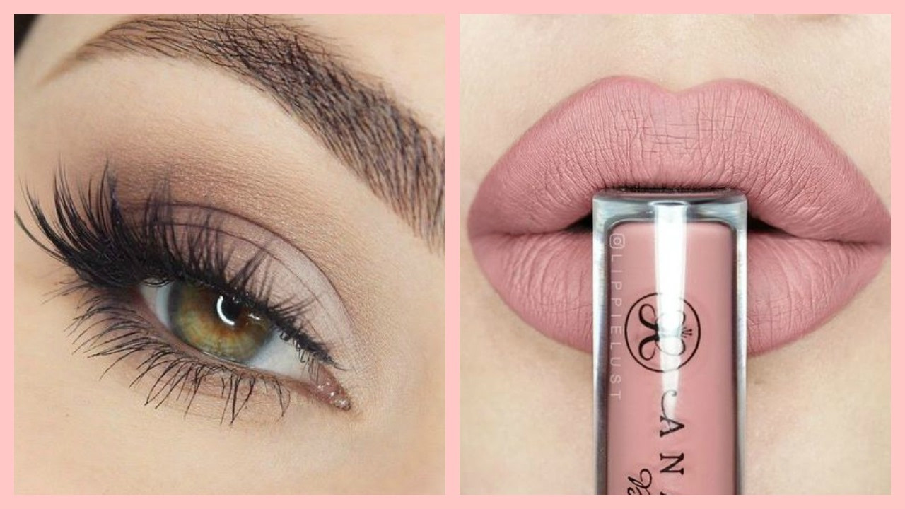 Maquillaje Natural Y Facil Cindylimon Youtube