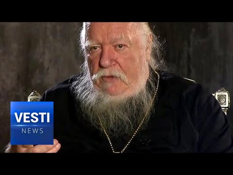 Focus on the Next Life, Not This One - Popular Russian Priest on Top Talk Show (Dmitry Smirnov)