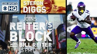 Stefon Diggs on Kirk Cousins' Dad Moves and Minnesota's Improvement | Reiter's Block
