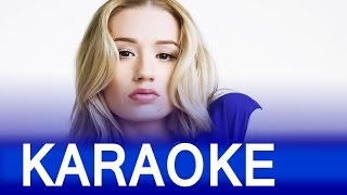 Iggy Azalea - Fancy Lyrics Instrumental Karaoke