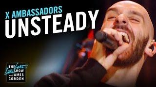 X Ambassadors: Unsteady