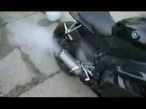 2006 R6 Stock vs. Micron Exhaust