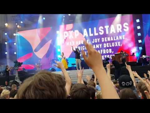 FK Allstars/ Freundeskreis - Get Up (Afrob feat. Joy Denalane) PxP Berlin