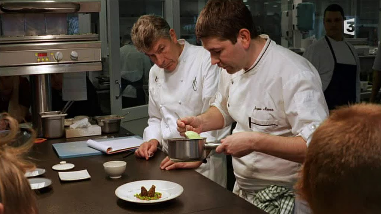 Régis Marcon : cuisine et descendances