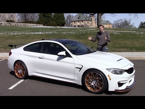 Thumbnail: Is the BMW M4 GTS Worth Double the Price of a BMW M4?