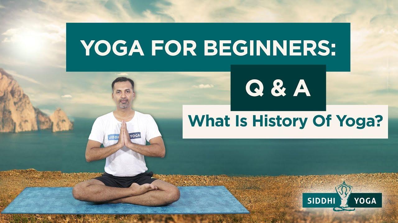 Geschichte Des Yoga Wissen Sie Woher Yoga Kommt