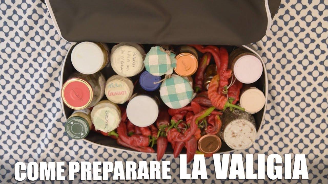 Come PREPARARE la VALIGIA  YouTube