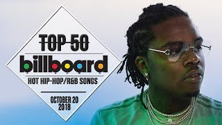 Top 50 • US Hip-Hop/R&B Songs • October 20, 2018 | Billboard-Charts