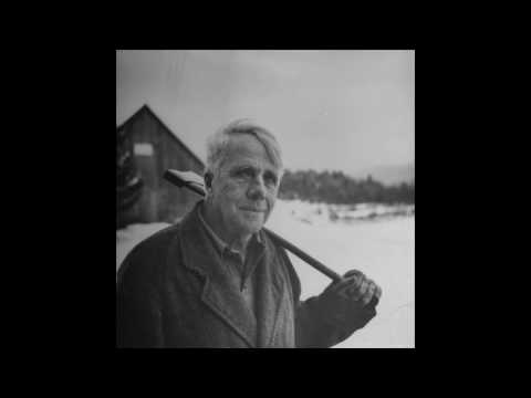 Robert Frost Rare Poetry Recordings: Robot Forst
