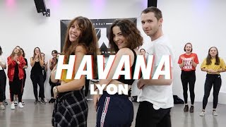 WORKSHOP LYON - HAVANA | CHOREOGRAPHY BY CLEMENTINE M.