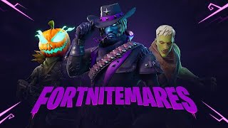 DEADFIRE SKIN AND FORTNITEMARES CINEMATIC