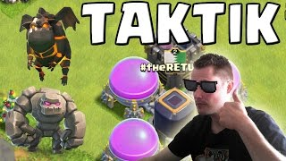 [facecam] DIE FAIL TAKTIK! || CLASH OF CLANS || Let's Play COC [Deutsch/German HD Android iOS PC]