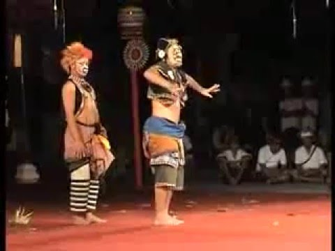 Funny Bali Dance