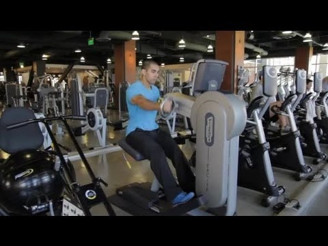 The Arm Pedaling Exercise : Weights & Cardio Exercises