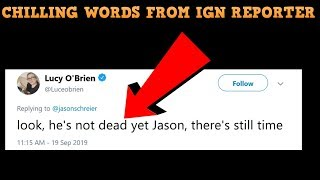 IGN Reporter Goes TOO FAR