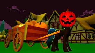 Headless Horse Pumpkin Hunt
