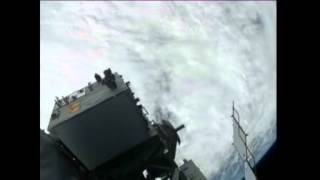 Hurricane Sandy Seen From the Space Station | NASA ISS Tropical Cyclone Storm Watch Video
