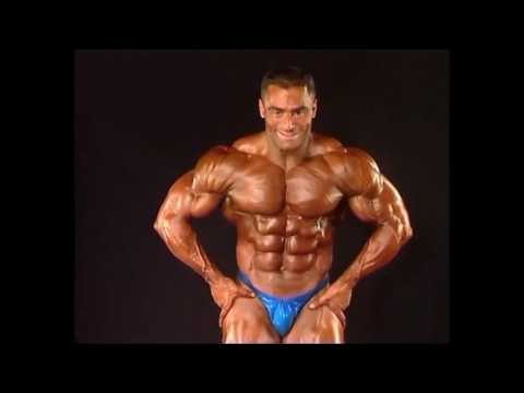 Ahmad Haidar 2002 Olympia Photoshoot
