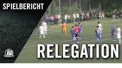 FC Union Tornesch - VfL Lohbrügge (Aufstiegsrunde, Oberliga Hamburg)