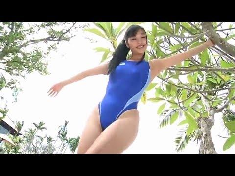 Asian Swimsuit - Karen Kobayashi (小林かれん)