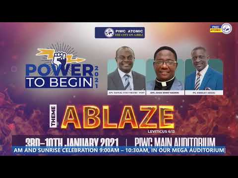 POWER TO BEGIN DAY 4