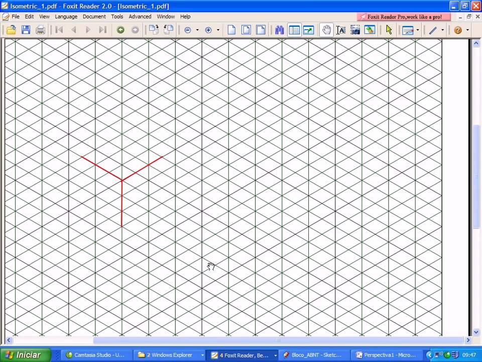 Desenho tecnico 3 youtube - Papel para dibujar ...
