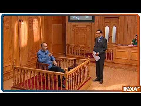 Arun Jaitley in Aap Ki Adalat: Opposition's allegations will score them TRPs in Pak media and India