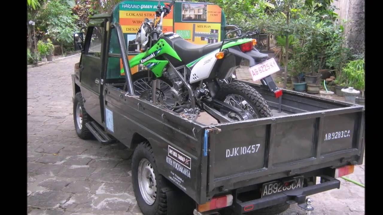 Kijang Kotak Semi Off Road Yogyakarta YouTube