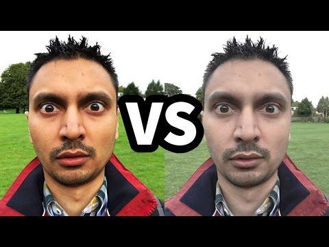 Iphone Vs Iphone 6s Camera Comparison