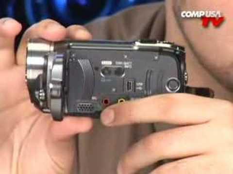 Canon FS11 Flash Memory Camcorder