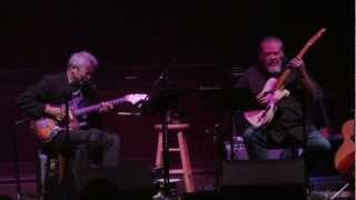 David Hidalgo and Marc Ribot