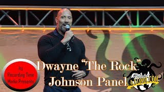 "Stan Lee's LA Comic Con 2017: Dwayne ""The Rock"" Johnson Panel"