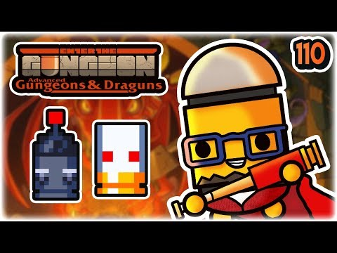 Ghost Remote Bullets   Part 110   Let's Play: Enter the Gungeon Advanced Gungeons and Draguns