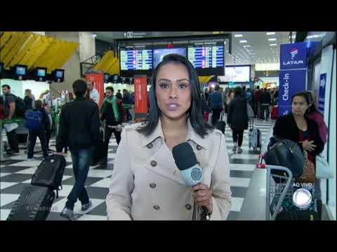 Aeroportos de todo o país podem ficar sem combustível
