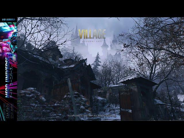 Resident Evil Village   #8 Bossfight mit Lady Dimitrescu & Zurück im Dorf  ☬ PC [Deutsch]