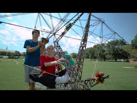Vuelo de un helic�ptero solar tripulado