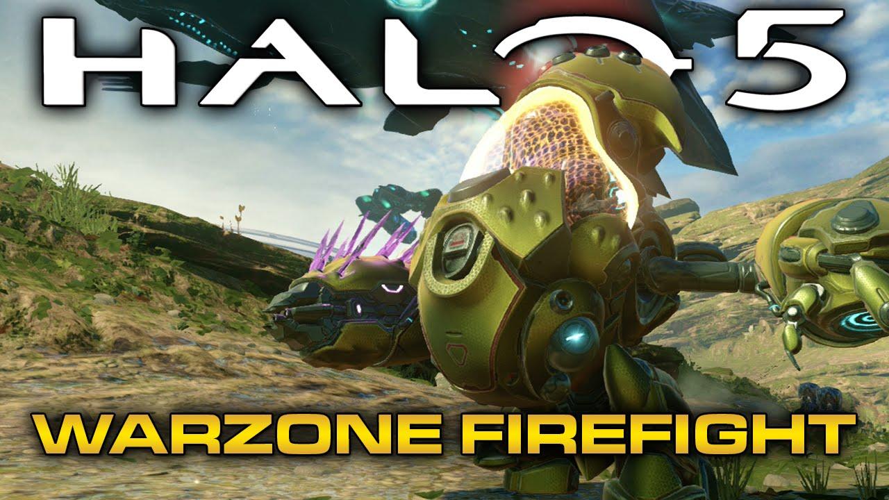 Halo 5 firefight matchmaking