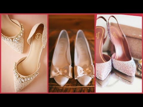 most-comfortable-bridal-shoes-|-luxury-bridal-sandals-|-beautiful-bridal-footwear-|-bridal-high-heel