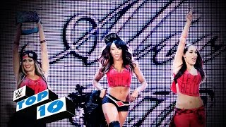 Top 10 SmackDown moments: WWE Top 10, June 25, 2015