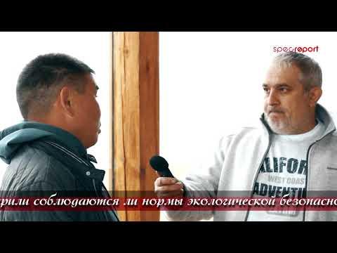 """Очистные сооружения на турбазе """"Байкалов острог"""""""