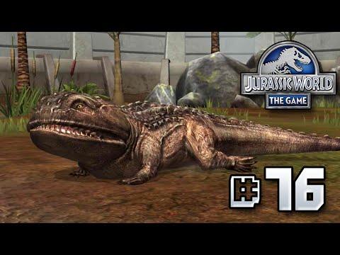 Koolasaurus!    Jurassic World - The Game - Ep 76 HD