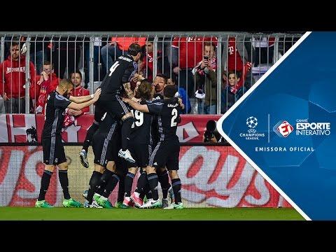 Melhores Momentos - Bayern de Munique 1 x 2 Real Madrid - Champions League (12/04/2017)