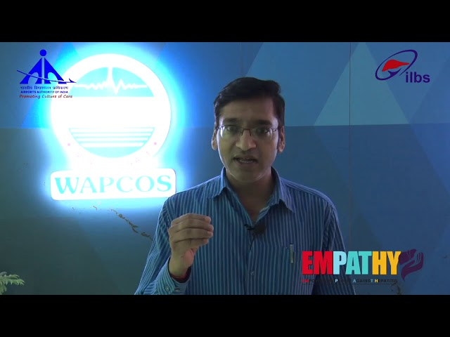 Amit Gupta, Senior General Manager - WAPCOS Limited