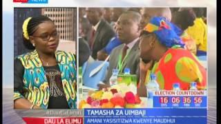 Tamasha za Uimbaji :  Maudhui kuu ikiwa Amani Nchini sehemu ya kwanza 2017/2207
