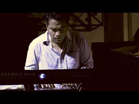 Indra Lesmana & Friends ft. Angga (Maliq) - Aku Ingin @ Mostly Jazz in Bali 22/01/2017 [HD]
