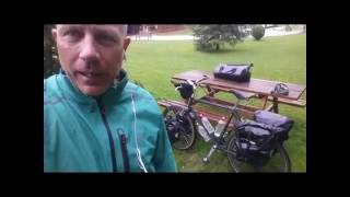 Cycling from Greece to England Vlog Day 36 - Maribor in Slovenia to Bad Waltersdorf in Austria
