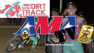 AMAtv: AMA Dirt Track Grand Championships with Jared Mees!
