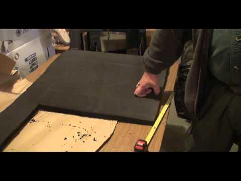 Kydex Press Foam Replacement-Foam 'n More