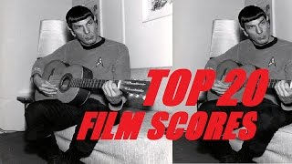 TOP 20 - 10 MOVIE SOUNDTRACKS / FILM SCORES