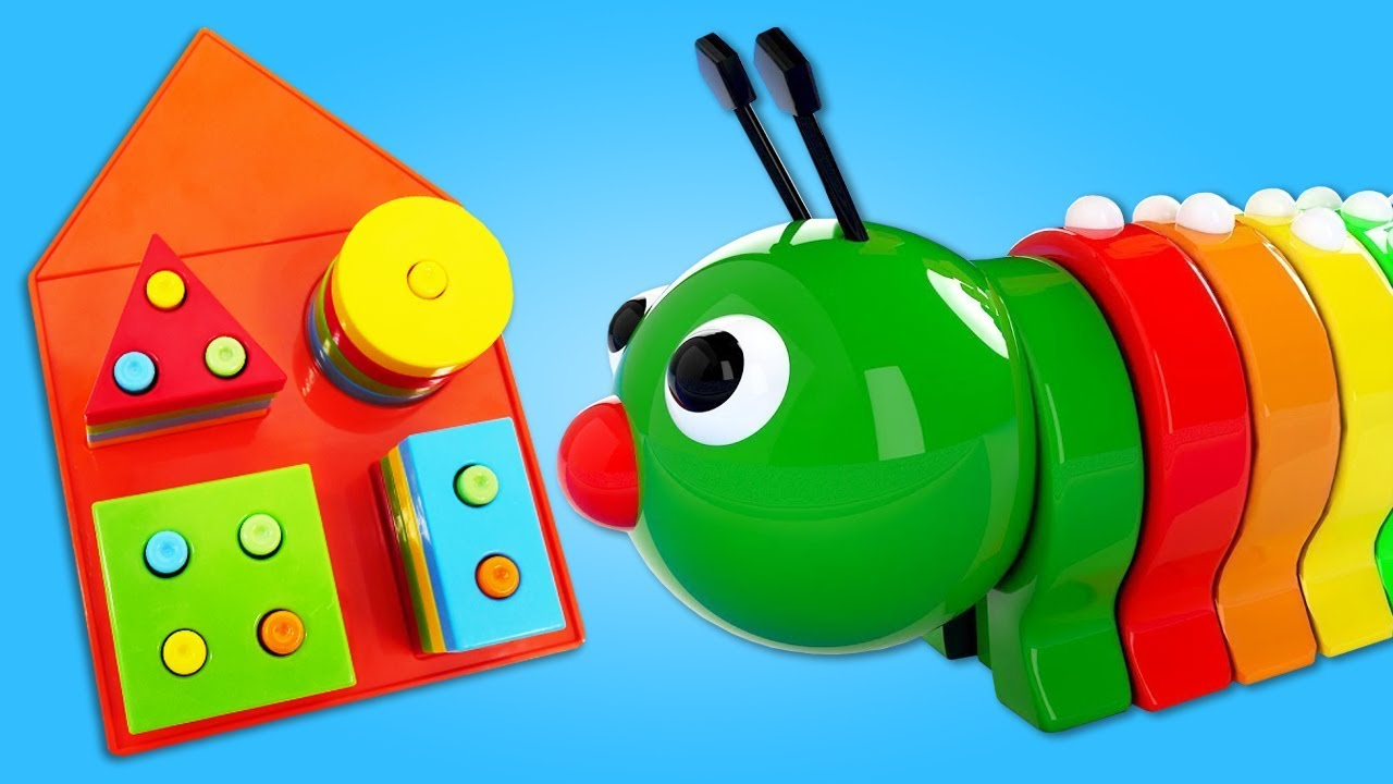 Best Learning Toys for Babies: Learn Colors, Numbers ...